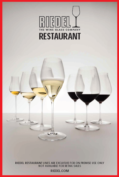Riedel On-Promise for HoReCa